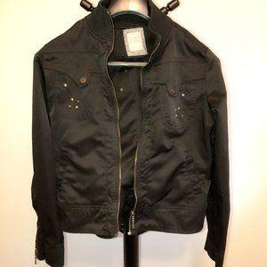 Diesel Black Jacket